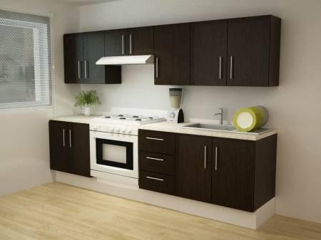 Paquetes dise os en cocinas integrales cdmx for Cocinas lineales de cuatro metros